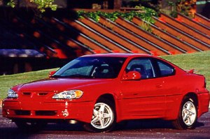 Pontiac Grand Am (no it's not a 1985 model)